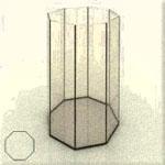 Производим аквариумы башни многогранники