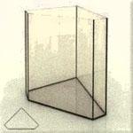 Изготовим угловой аквариум с трапецией, фото формы