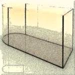 Изготовим аквариум с торцевой панорамой, фото