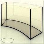 Изготовим аквариум двойной панорамник, фото формы
