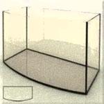 Изготовим панорамный аквариум фото формы