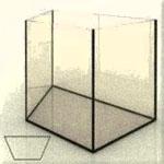 Изготовим аквариум с боковой трапецией фото формы